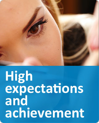 High expectations and achievement