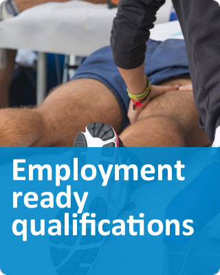 Employment ready qualifications